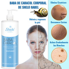 Upload image to gallery viewer, shelo nabel snail slime body cream