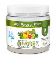 Green juice powder by shelo nabel usa