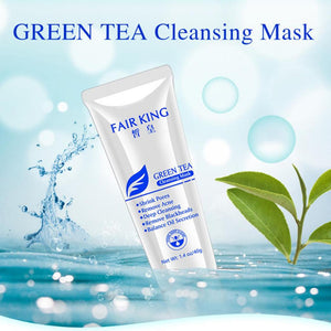 mask to open pores and remove blackheads