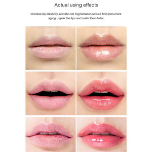 Lipstick to increase volume lips