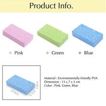 Upload Image to Gallery Viewer, Super Soft Synthetic Scrub Sponge