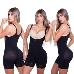 Colombian reducing girdles