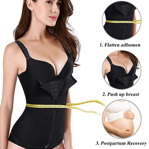 Colombian style reducing girdle