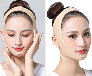 Chinrest Girdle Reducer Anti-wrinkle Double Chin and Cheek