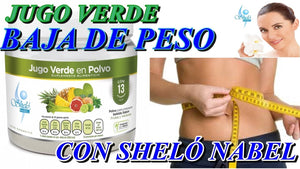 Green Juice Powder from Shelo Nabel