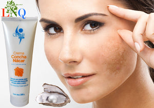 nacre shell cream for shelo nabel face spots