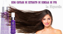 Upload image to gallery viewfinder, grape hair silk ouro