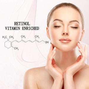 Retinol anti-aging moisturizer with Vit A and E