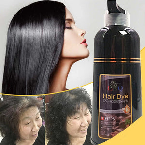 3-in-1 natural color shampoo