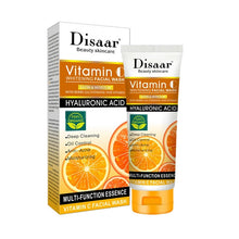 Load image in gallery viewer, vitamin c anti-stain lightening foam and hyaluronic acid