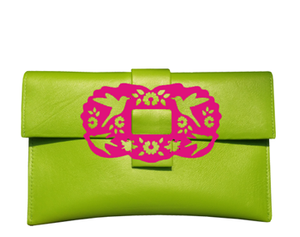 Birds & Bees Clutch Bag