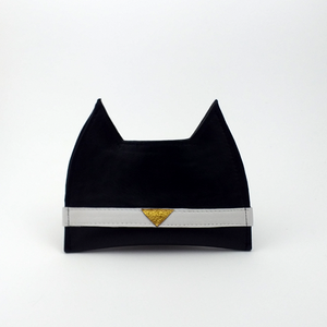 Black Cat Card Wallet
