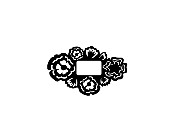 Bouquet Buckle