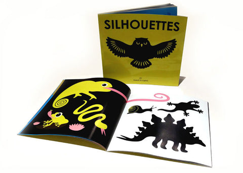 Silhouettes Picture Book