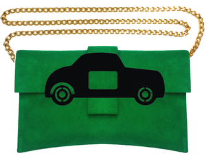 Car Clutch Bag