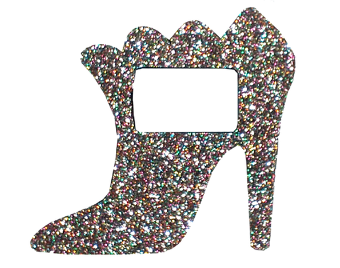 Glitter Shoe Buckle - BACK IN STOCK SOON