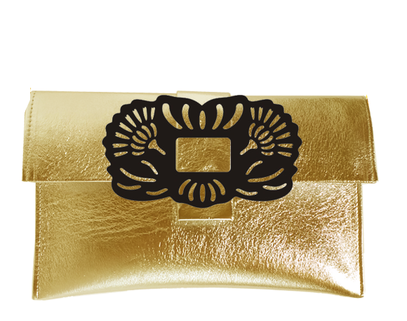 Marigold Clutch Bag