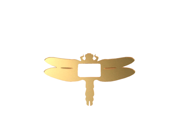 Dragonfly Buckle