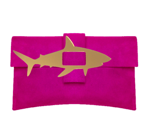 Shark Clutch Bag