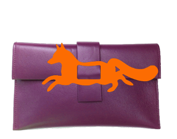 Fox Clutch Bag