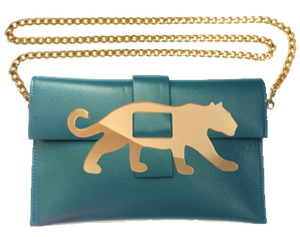 Tiger Clutch Bag