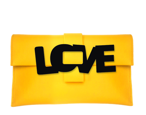 Love Clutch Bag