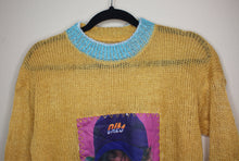 Load image into Gallery viewer, Sheer Knit Sweatshirt