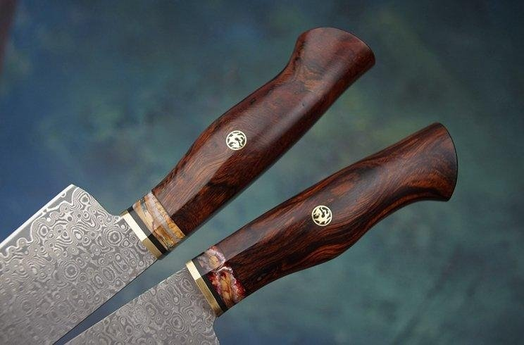 Wooden Knife Handles Types Benefits And Care Coolina