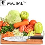 MAJIME™ - 8 Inch Professional Japanese Chef's Knife - Coolina-Knife
