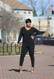 Legging And Top Set