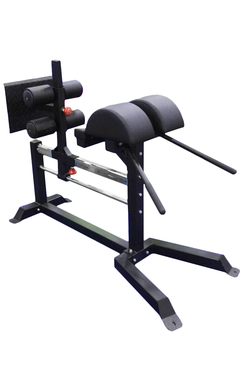 Glute Ham-Elite - gym-quality fitness equipment from Muscle D Fitness