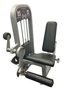 Leg Extension - quality gym equipment from Muscle D Fitness