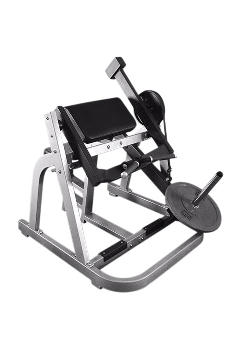 Leverage Seated Curl - gym-quality fitness equipment from Muscle D Fitness