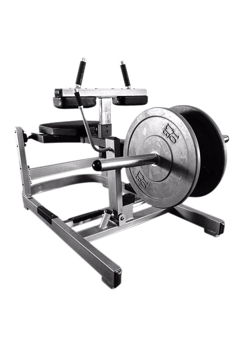 Leveraged Seated Calf - gym-quality fitness equipment from Muscle D Fitness