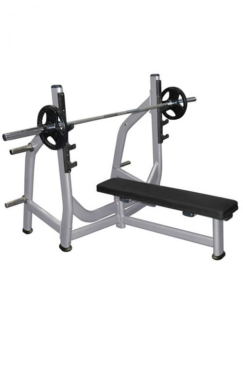 Olympic Flat Bench Press - gym-quality fitness equipment from Muscle D Fitness
