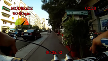 Load image into Gallery viewer, Hola Madrid, another great Ride Fit Indoor Cycle Training Video
