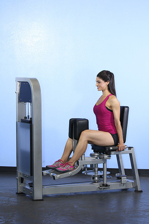 Inner/Outer Thigh Combo - gym-quality fitness equipment from Muscle D