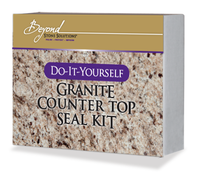 Granite Counter Top Seal Kit - Beyond Stone Solutions