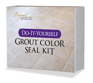 Grout Color Seal - Beyond Stone Solutions