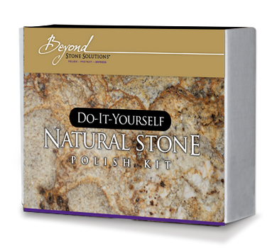 Natural Stone Polish Kit - Beyond Stone Solutions