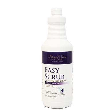 Easy Scrub Deep Cleaning Cream