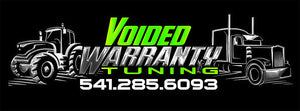 Voided Warranty Tuning