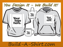 Build-A-Shirt.com Custom One-Of-A-Kind Apparel And Products
