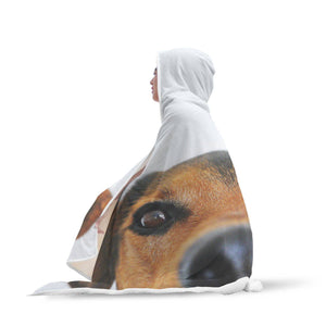 Hi There! - Dog Hooded Blanket