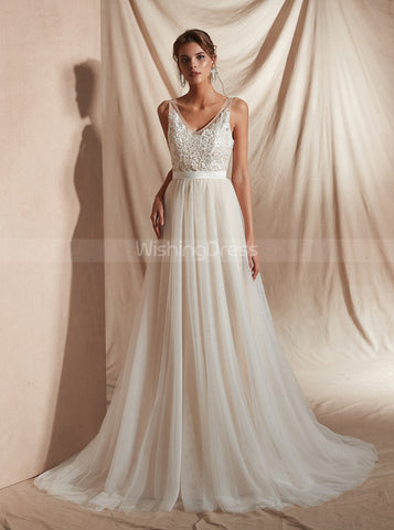 products/beach-wedding-dress-with-sweep-train-simple-wedding-dress-wd00359-1.jpg