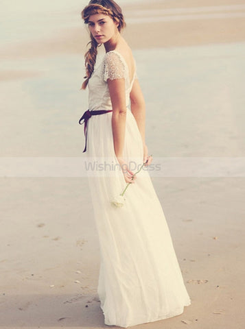 products/beach-wedding-dresses-boho-wedding-dress-long-bridal-dress-short-sleeves-bridal-dress-wd00240.jpg
