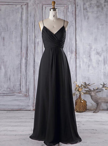 products/black-bridesmaid-dresses-ruched-bridesmaid-dresses-bd00366-2.jpg