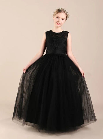 products/black-pageant-dress-for-teens-long-tulle-party-dress-with-sash-jb00068-2.jpg
