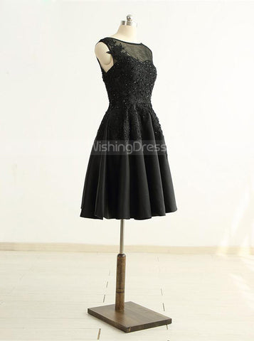 products/black-satin-homecoming-dresses-sweet-16-dress-short-prom-dress-hc00174-1.jpg