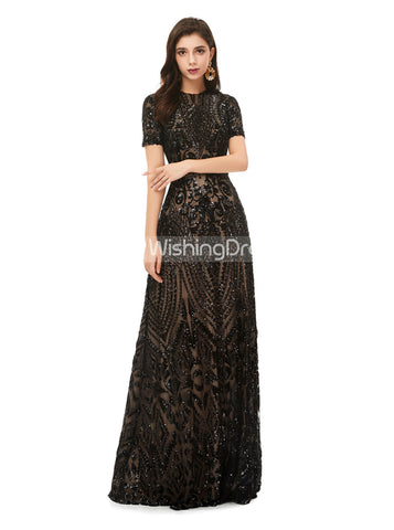 products/black-sequined-evening-dress-with-short-sleeves-modest-prom-dress-pd00469-1.jpg